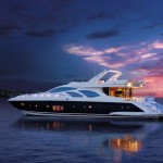 bateau-de-luxe,-mer,-le-soir-189194