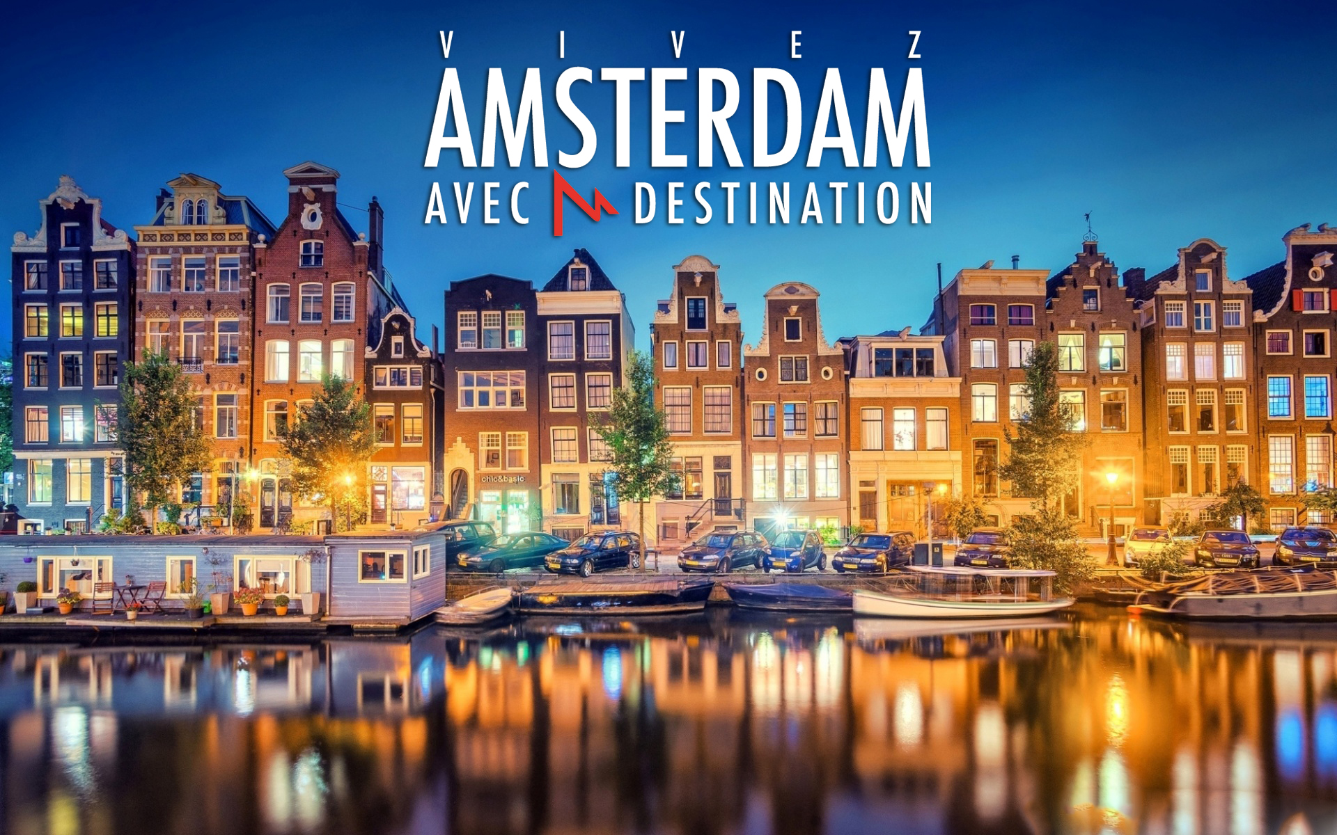 Mdestination top week ends amsterdam offres vols for Appart hotel amsterdam 4 personnes